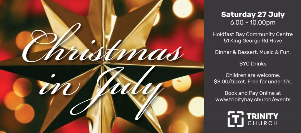 Christmas In July 2019 Images.Christmas In July Trinity Church Brighton